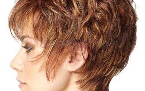 30 Good Short Haircuts For Over 50