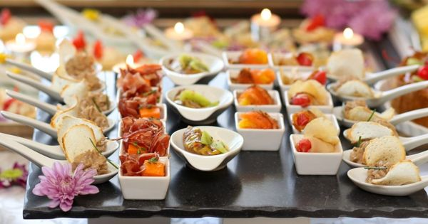 Checklist for the perfect caterer eventfood for Canape catering singapore