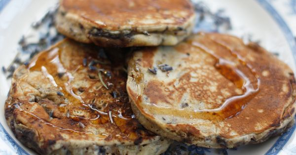 Pancakes, Lavender and Chocolate on Pinterest