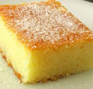 تحضير كيكة جوز الهند بالقطر بالصحة والهنا Lebanese Desserts Recipes Cooking Recipes Desserts Persian Desserts