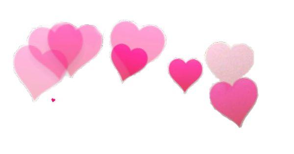 Photobooth Hearts Transparent Tumblr Free Clip Art Heart Overlay Photo Booth