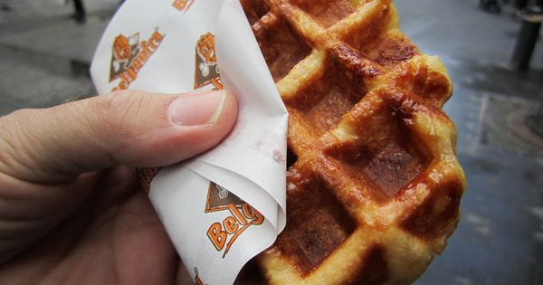 "13 Foods That'll Make You Want To Visit Belgium: ""Belgian waffles are"
