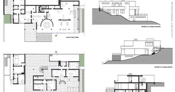 67d5ec06f23e17b014aa7c5a8e46f45f Tugendhat House Floor Plan Diions on