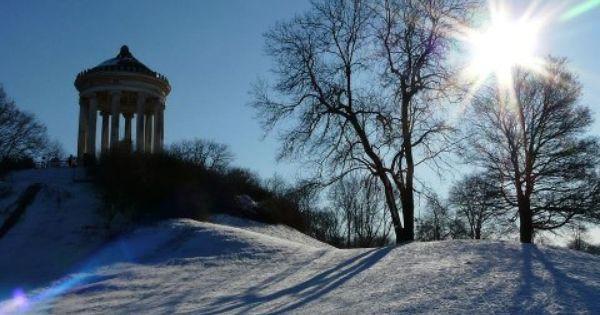 Monopteros Englischer Garten Munich Englischer Garten Munchen Englischer Garten Reiseziele