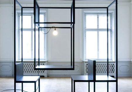 Mobile by christan haller d and johannes svartholm for Lavoro arredatore d interni