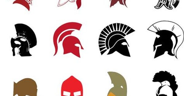 Spartan Helmet Vector Free Png 555 433 Spartan Helmet Spartan Tattoo Sketches