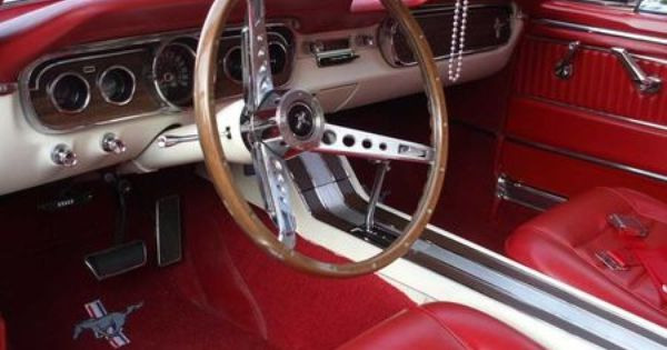 Need Interior Help With 1966 Ford Mustang Convertible