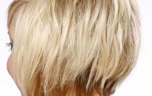 15 Layered Bob Back View Bob Hairstyles 2015 - Short - Bob Hairstyles 2015