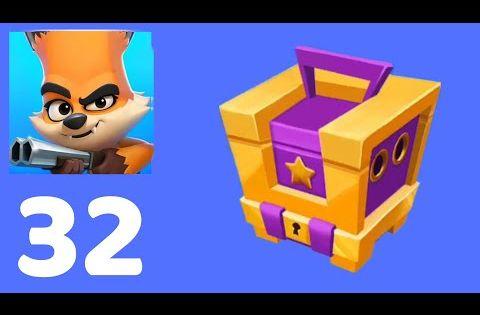 Legendary Crates Zooba Zoo Battle Arena Gameplay Walkthrough Ios Android Youtube Battle Games Game Gem Battle
