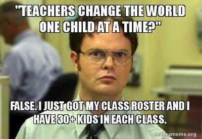 10 Memes That Capture How Teachers Feel About Heading Back To School Fun Fresh Ideas Workout Motivation Women Workout Memes Workout Humor