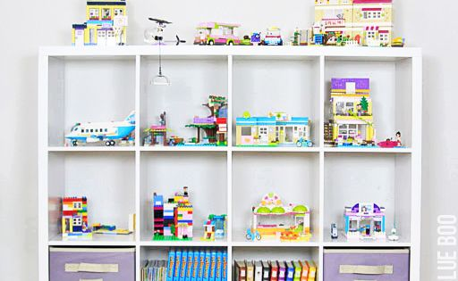 Lego Storage And Diy Display Ideas How To Store Legos And Display Built Sets In An Attractive