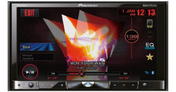Como Poner Subtitulos A Popcorn Time Avh X8500bt 7 Inch Screen Dvd Multimedia Player Bluetooth Appradi Pioneer Malta Avh Dvd Multimedia