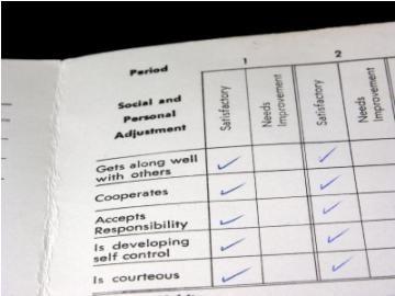 Printable Kindergarten Report Card | Kindergarten report ...