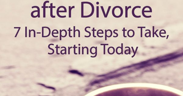 When to start dating after divorce christian