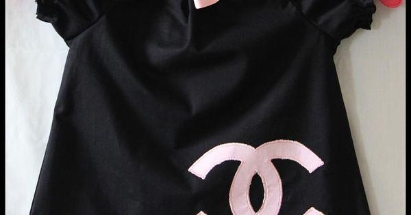 Coco Chanel Baby Clothes