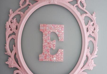 For a little girl's room.