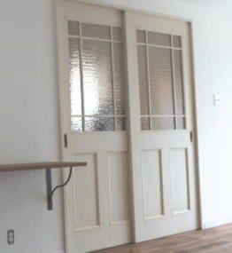 ナチュラルドア おしゃれなドア 木製 室内ドア 引き戸 リビング