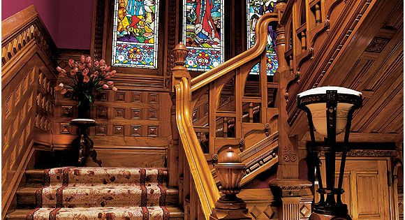 Inside The Carson Mansion Victorian Pinterest