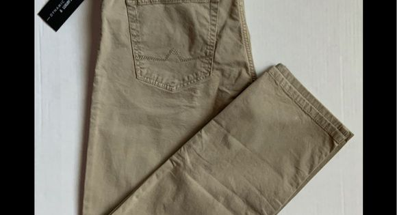 Alberto Stone 1703 Modern Fit Broken Twill Dynamic Superfit Pants