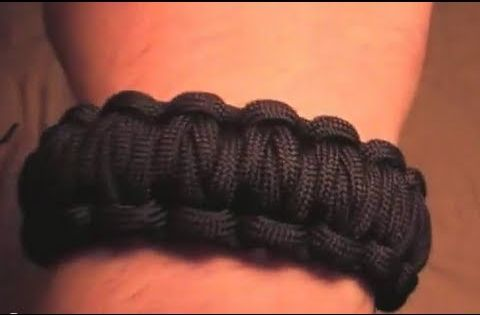 para cord bracelet instructions