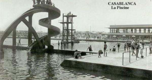 La piscine de casablanca casablanca maroc morocco for Construction piscine marrakech