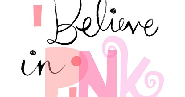 pink, pink, pink! quotes