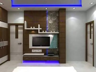 Simple Indian Home Interior Design Photos Lcd Panel Design Indian Home Interior Hall Interior Design