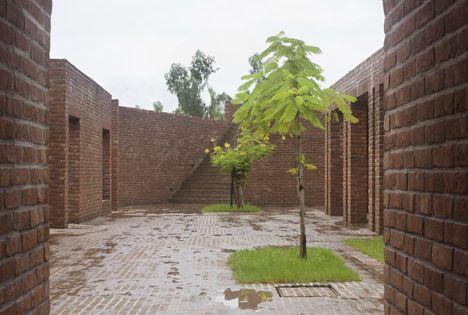 Friendship Centre by Kashef Mahboob Chowdhury/URBANA