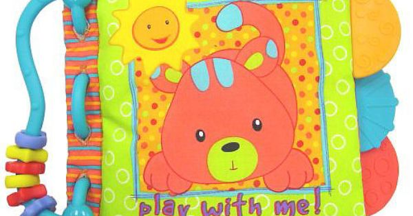 Bright Starts Teether Books Are Designed To Spark An Early