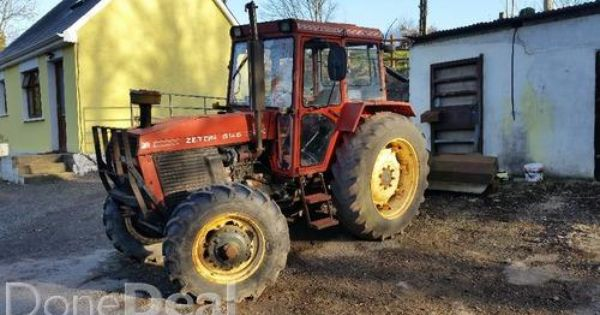 Zetor 9145 For Sale In Kilkenny On Donedeal Tractors Tractors For Sale Sale