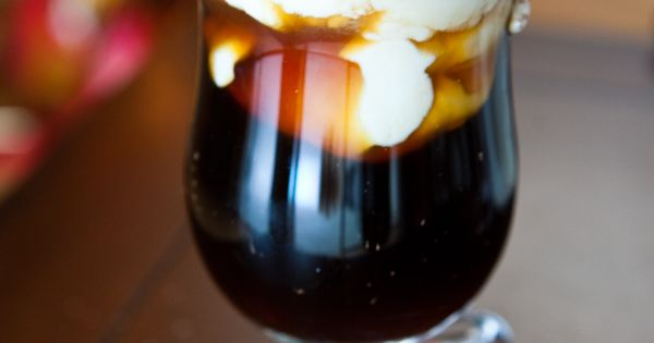 Christmas Coffee Cocktail Recipe — Dishmaps