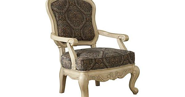 The Parkington Bay Accent Chair From Ashley Furniture
