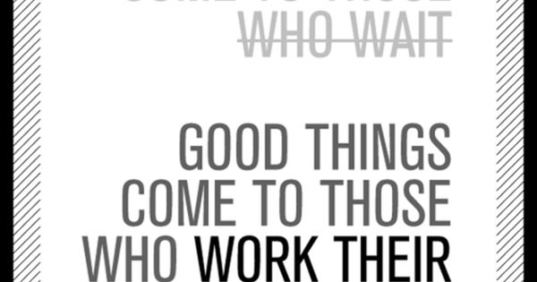 So true! quotes work hard