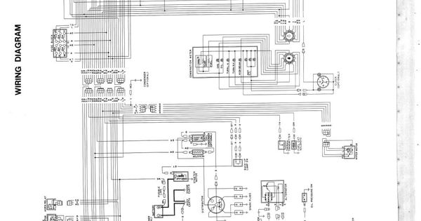 Wiring Diagram For Nissan 1400 Bakkie  6