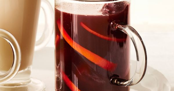 Hot Spiced Sangria...rioja Spanish red wine is what the ...