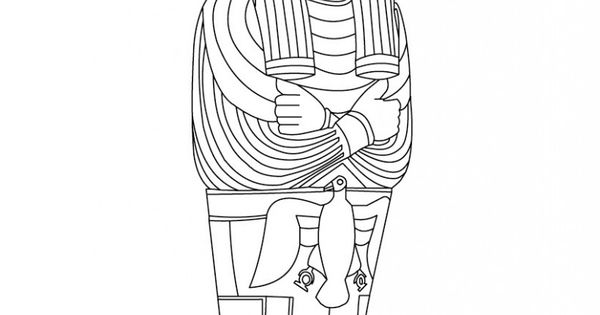 egypt coloring pages for preschoolers - photo#19