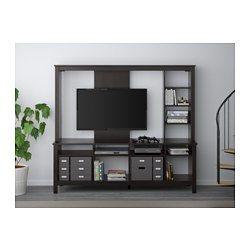Ikea TOMNÄS TV storage unit | Tv storage unit, Tv storage