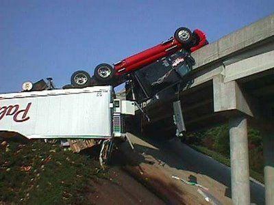 Big Trucks Accidents With Images Big Rig Trucks Big Trucks
