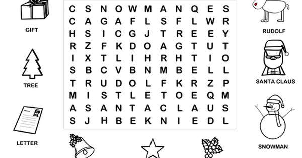 Sopa de letras de Navidad en ingl233s Alphabet soup  : 6816d0b470cb4e836935bbbe49998ab2 from www.pinterest.com size 600 x 315 jpeg 30kB