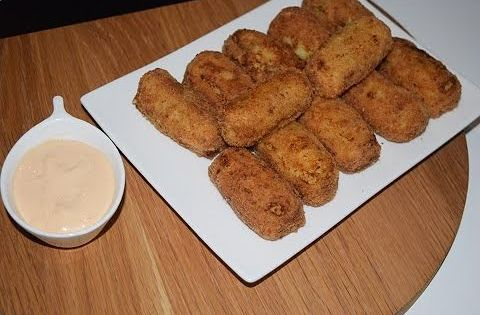 كروكات البطاطا مقرمشة وبنينة مع السر لي يخليها ما تتفتحش كي تقليها Youtube Food Breakfast Toast