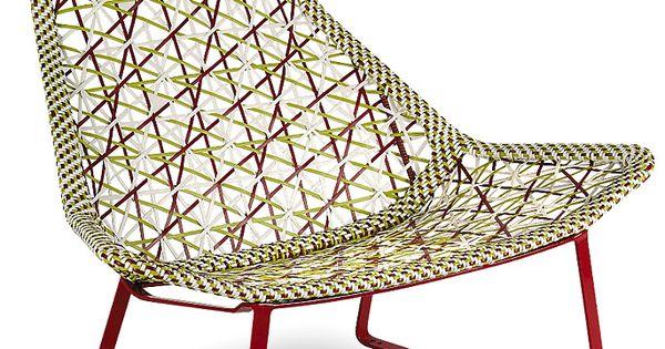 Gartenmöbel Mit Flechtwerk Und Polstern: Urlaubsfeeling: Strandkorb  U201cBiarritzu201d Von Riviera Maison | Chairs, Arm Chairs And Garten