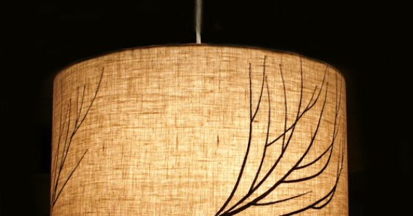 Custom Drum Pendant Light Reserved For Evelyn By Jesseleedesigns 295 00 The Home Pinterest Lighting And Drums