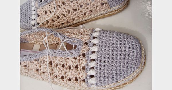 Sophie And Me Crochet Slipper Shoes With Matching