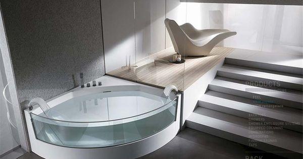 very cool bath bathrooms pinterest