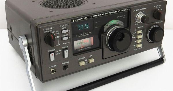 Kenwood amateur receiver