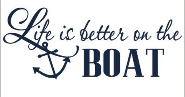 life on a boat The goal of this website is to help you learn some basic facts about living aboard a boat see if living on a boat is the life for you like us on facebook.