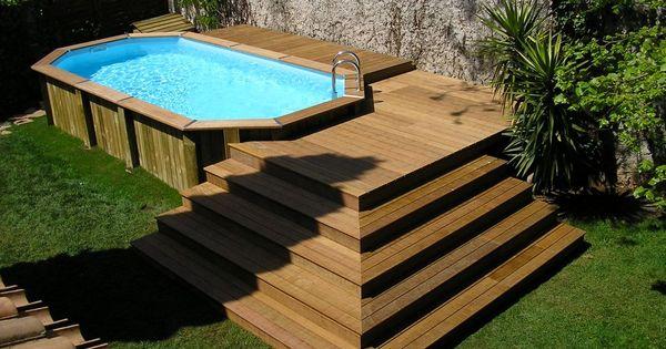 Piscine hors sol en bois 1 024 768 pixels for Beaver pool piscine