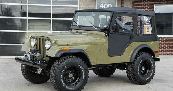 Lifted Jeep Renegade >> OD green CJ5 Jeep | Cars and Trucks I Want | Pinterest | Cj5 jeep, Jeeps and Jeep stuff