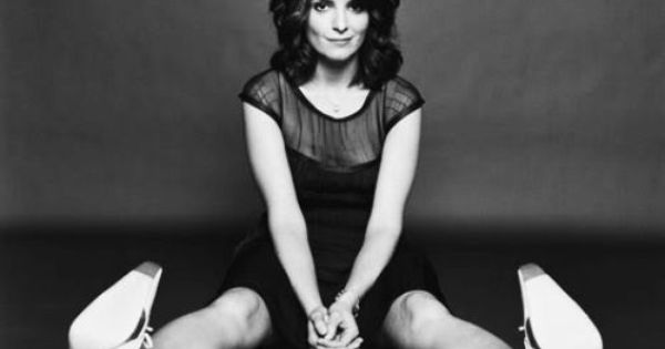 Tina Fey: She doesn't shy away from laughing about herself to prove