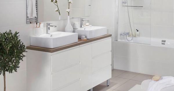 Creamix le meuble qui s 39 adapte toutes les salles de for Meuble qui s emboite